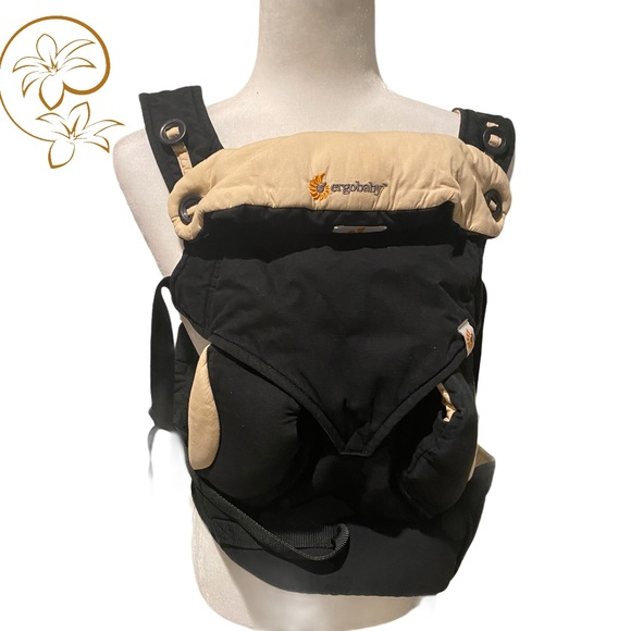 ERGOBABY 360 All-Position Baby Carrier Black